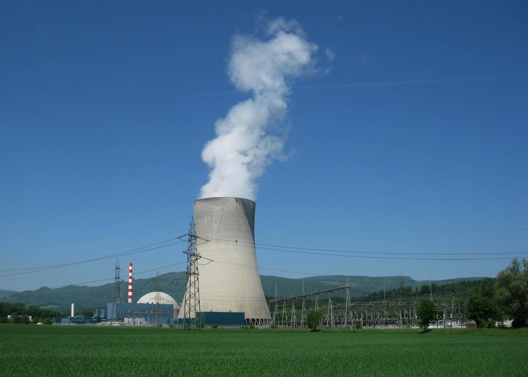 nucléaire suisse